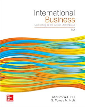 International Business: Competing in the Global Marketplace - 11th Edition
