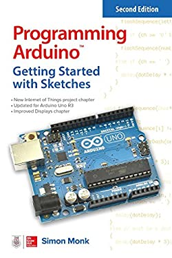 Programming Arduino: Getting Started with Sketches (Tab)