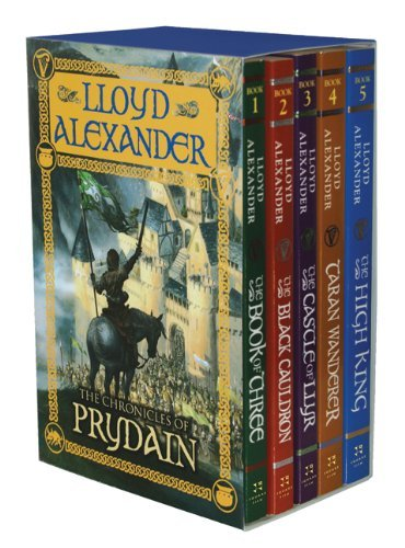 The Chronicles of Prydain 9781250000934
