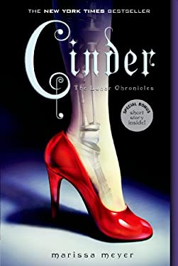 Cinder: Book One in the Lunar Chronicles 9781250007209