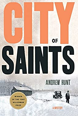 City of Saints: A Mystery 9781250015792