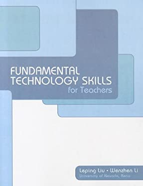 Fundamental Technology Skills for Teachers 9781256348344