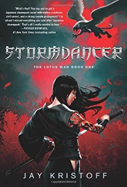 Stormdancer 9781250001405