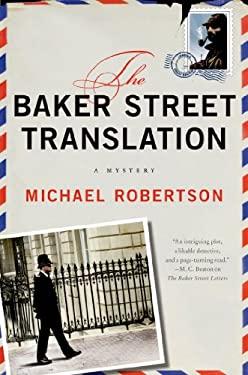 The Baker Street Translation: A Mystery 9781250016454