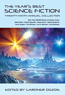 The Year's Best Science Fiction 9781250003546