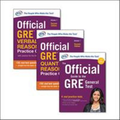 Official GRE Super Power Pack