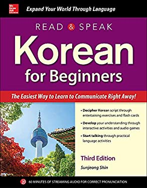 Read and Speak Korean for Beginners, Third Edition