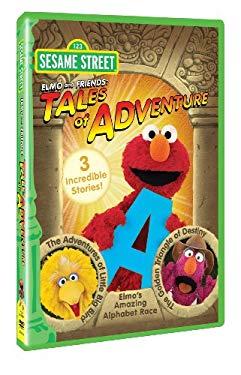 Elmo & Friends: Tales of Adventure