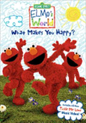 Elmo's World: What Makes You Happy? 0891264001267