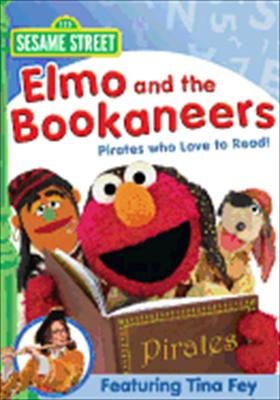 Elmo & the Bookaneers: Pirates Who Love to Read