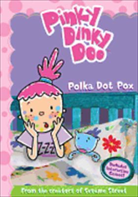 Pinky Dinky Doo: Polka Dot Pox