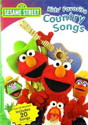 Sesame Street: Kids Favorite Country Songs