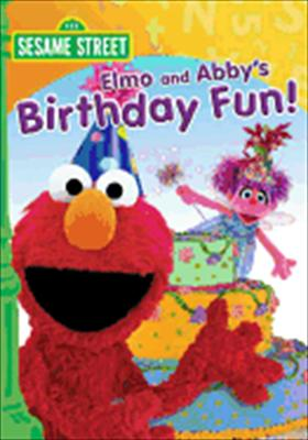 Sesame Street: Elmo & Abby's Birthday Fun