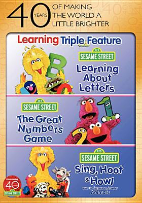 Sesame Street: Learning Collection