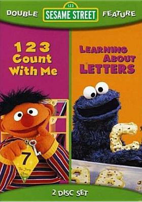 Sesame Street 123 Count with Me / Learning about Letters
