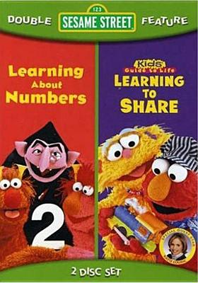 Sesame Street Learning to Share / Learning about Numbers