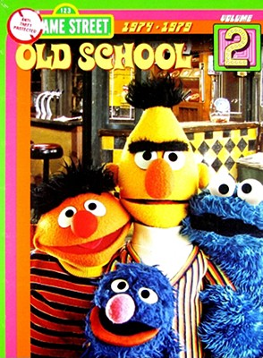 Sesame Street Old School: Volume 2, 1974-1979 0891264001182