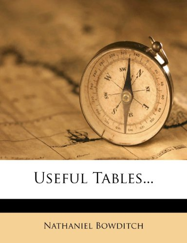 Useful Tables...