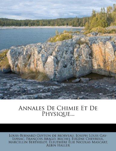 Annales de Chimie Et de Physique... 9781274086617