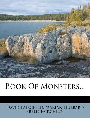 Book of Monsters... 9781275798472