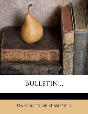 Bulletin... 9781275335998