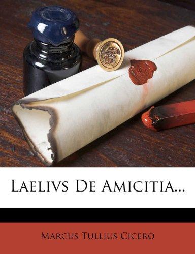 Laelivs de Amicitia... 9781272787264