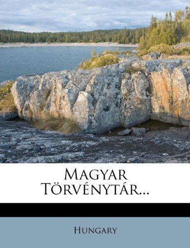 Magyar T RV Nyt R... 9781272971021