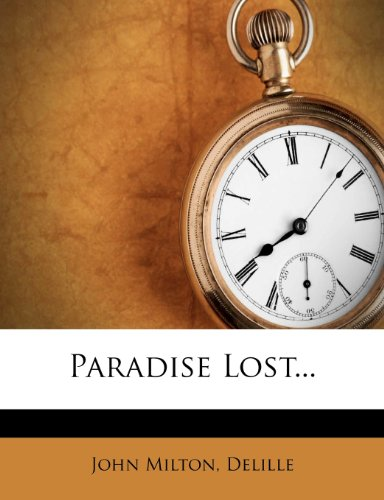 Paradise Lost... 9781272921392