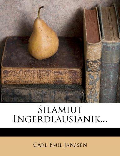 Silamiut Ingerdlausi Nik... 9781277681253
