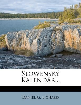 Slowensk Kalend R... 9781277248203