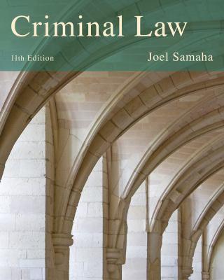 Criminal Law 9781285061917