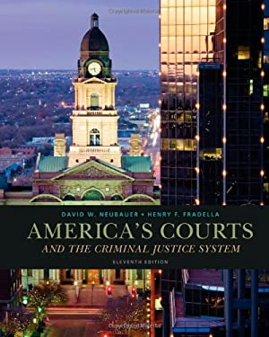 America's Courts and the Criminal Justice System 9781285061948