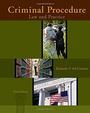 Criminal Procedure: Law and Practice 9781285062891