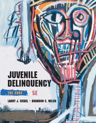 Juvenile Delinquency: The Core 9781285067605