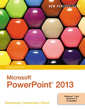 New Perspectives on Microsoft Powerpoint 2013, Introductory 9781285161853