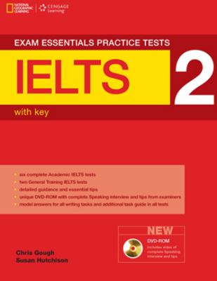 Exam Essentials: IELTS Practice Test 2 w/key + Multi-ROM (Exam Essentials: IELTS Practice Tests)