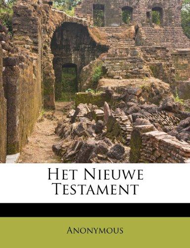 Het Nieuwe Testament 9781286088678