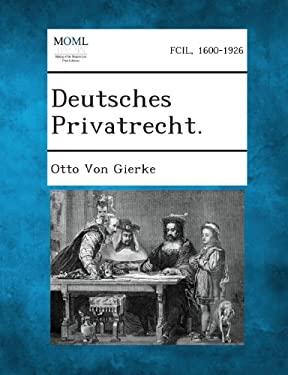 Deutsches Privatrecht. (German Edition)
