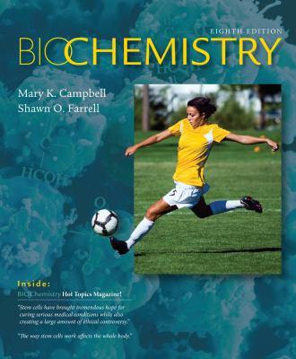 Biochemistry 9781285429106