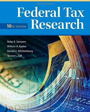 Federal Tax Research 9781285439396