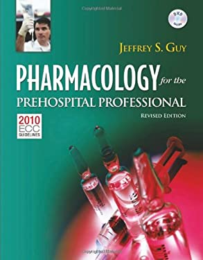 Pharmacology for the Prehospital Professional 9781284038064