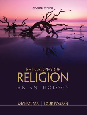 Philosophy of Religion: An Anthology 9781285197326