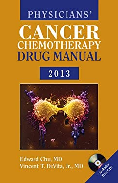 Physician's Cancer Chemotherapy Drug Manual 2013 9781284020595
