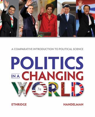 Politics in a Changing World 9781285438078