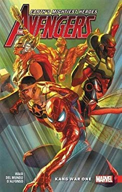 Avengers: Unleashed Vol. 1: Kang War One