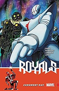 Royals Vol. 2: Judgment Day