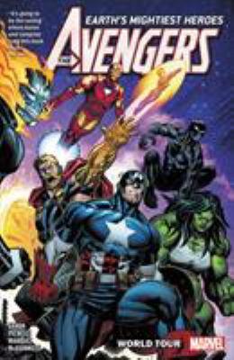 Avengers by Jason Aaron Vol. 2: World Tour (The Avengers)