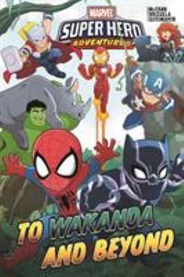 Marvel Super Hero Adventures: To Wakanda and Beyond (Marvel Super Hero Adventures (2018))