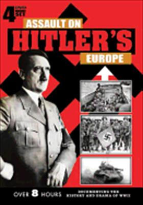 Assault on Hitler's Europe