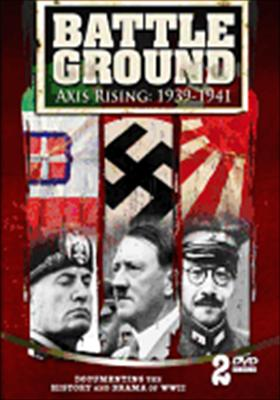Battle Ground Axis Rising 1939-1941